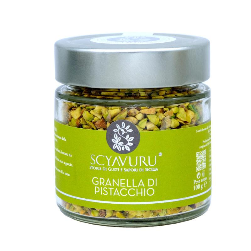 Granella di Pistacchio 100 gr