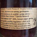 Confitures biologiques Delizie di Calabria: Oignon rouge de Tropea IGP et Piment Rouge 160 gr x 2