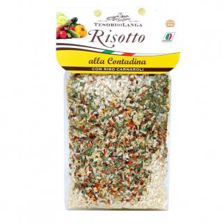 Risotto Contadina aux Légumes 300 gr