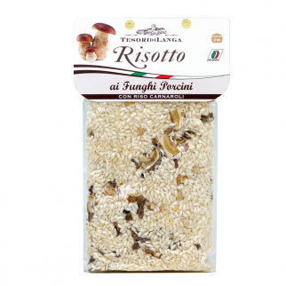 Risotto with Porcini Mushrooms 300 gr