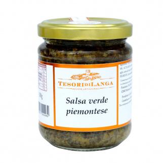 Sauce Verte Piémontaise 180 gr