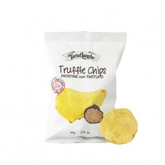 Chips de Pommes à la truffe 45 gr