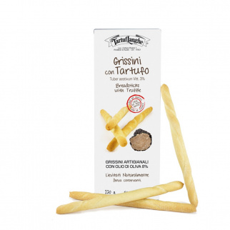 Breadsticks with Truffle 120 gr