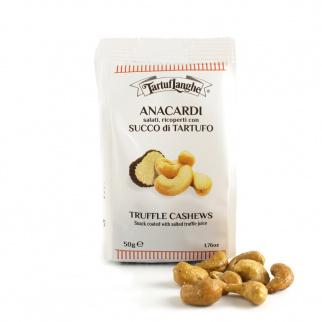 Truffle Cashews coated with salted truffle juice 50g