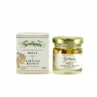 White Truffle Honey Food preparation  40 gr