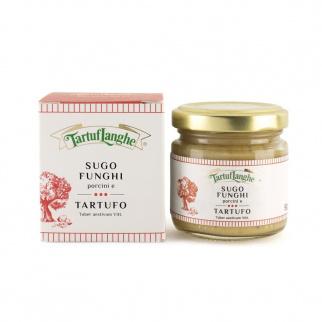 Sugo Funghi Porcini e Tartufo 90 gr