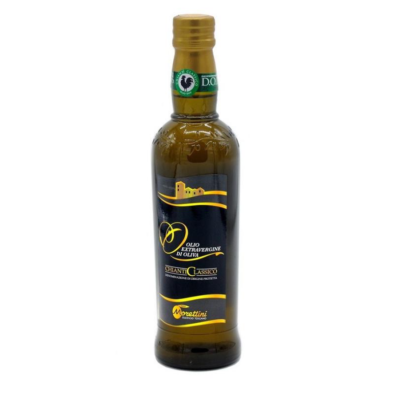 Olio Extra Vergine di Oliva DOP Chianti Classico