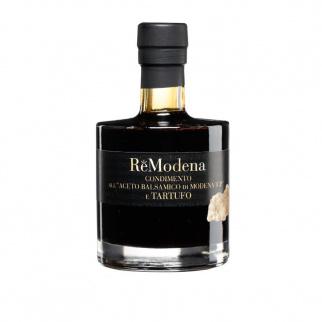 Dressing with Balsamic Vinegar of Modena PGI and Truffle 250 ml