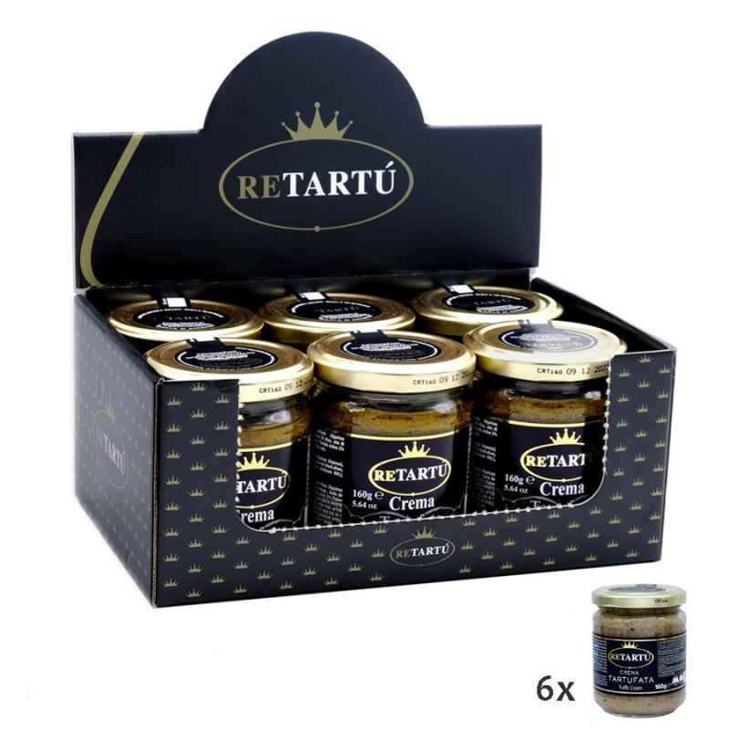 Crema Tartufata 160 gr x 6