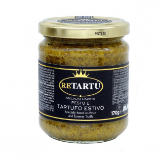 Pesto Sauce with Summer Truffle 170 gr