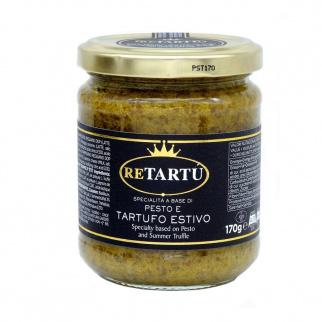 Specialità a base di Pesto e Tartufo Estivo 170 gr