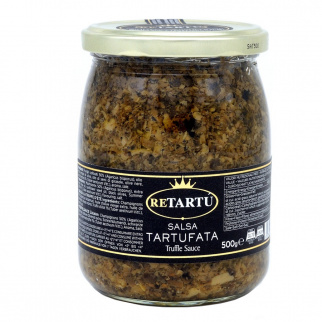 Salsa Tartufata Maxi Formato 500 gr