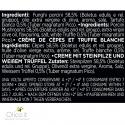 Crème à base de cèpes et Truffe Blanche 160 gr x 6
