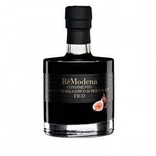 Condiment au Vinaigre Balsamique de Modena IGP et Figue 250 ml