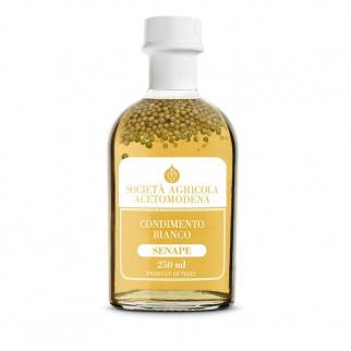 Condiment Blanc au Vinaigre et Grains de Moutarde 250 ml