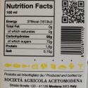 Condimento all' Aceto Balsamico di Modena IGP aromatizzato al Miele