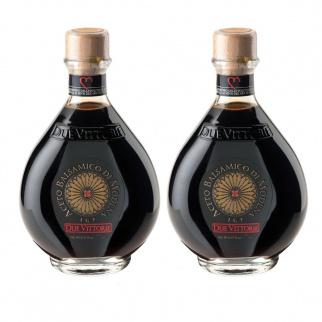 Bis Balsamic Vinegar of Modena PGI Due Vittorie Oro 500 ml x 2
