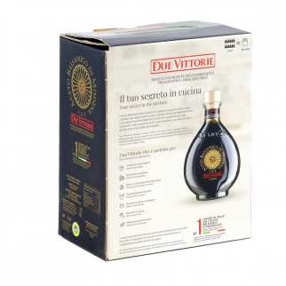 Balsamic Vinegar of Modena PGI Due Vittorie Oro Bag in Box 3 lt