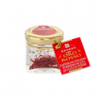 Pure Italian Saffron in stigmas 0,25 gr