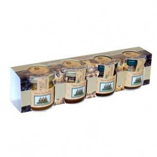 Sizilianische Schwarzbiene Sommerhonig Verkostung kit