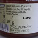 Miel d'Acacia et Gingembre