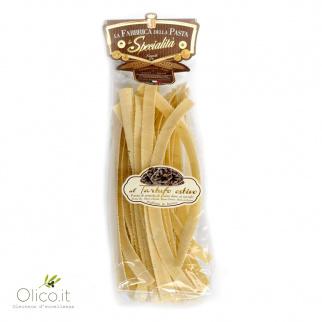 """""""Le Pettegole"""" Pasta met Truffel 250 gr"""