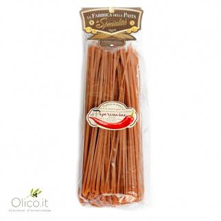 Chilli Pepper Linguine Pasta