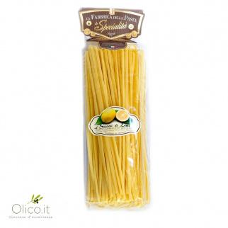 Linguine Pasta with Lemons of Sorrento