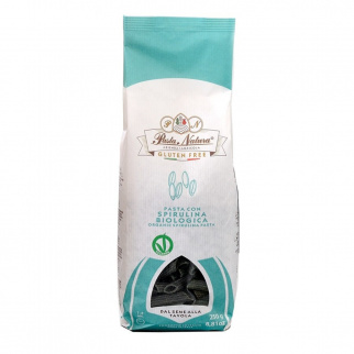 Penne Organic Gluten Free Pasta with Spirulina algae 250 gr