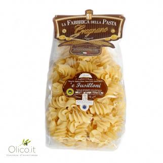 'e Fusilloni - Pâtes de Gragnano IGP 500 gr