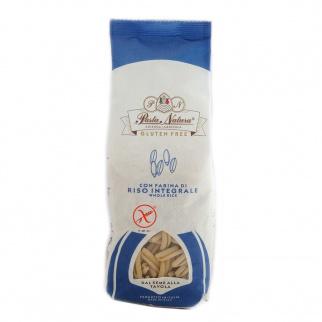 Casarecce pâtes sans gluten avec Farine de Riz Complet