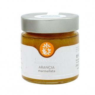 Orange Marmalade from Sicily 250 gr