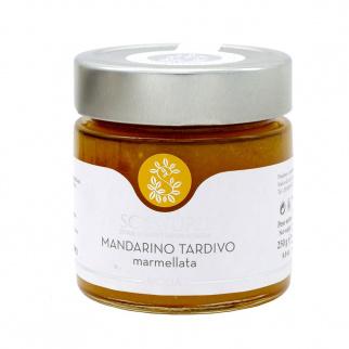Sicilian Mandarin Tardivo Marmalade 250 gr