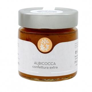 Confettura Extra di Albicocche 250 gr