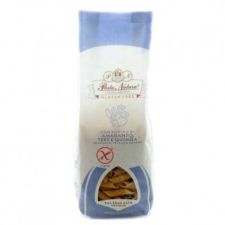 Penne Senza Glutine con farina di Amaranto, Teff e Quinoa 250 gr