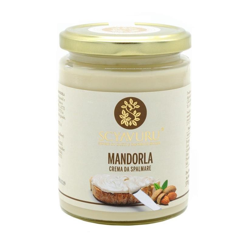 Crema da spalmare alla Mandorla 370 gr