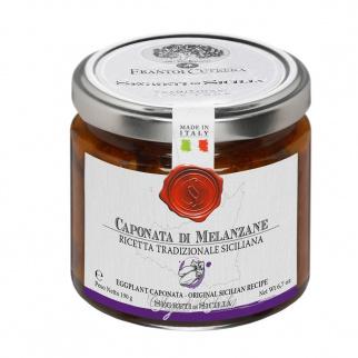 Sicilian Eggplant Caponata 190 gr