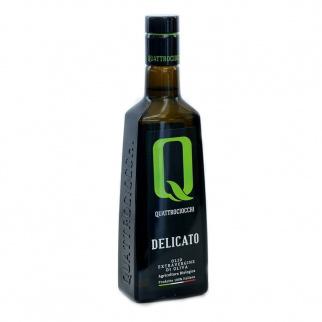 Organic Extra Virgin Olive Oil Delicato 500 ml
