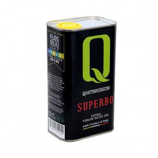Extra Virgin Olive Oil Superbo 1 lt