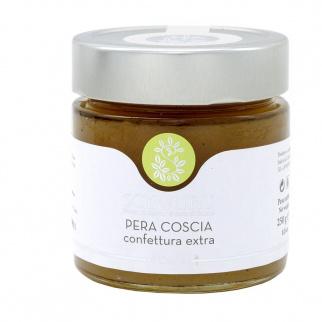 Confiture Extra de Poire Coscia 250 gr