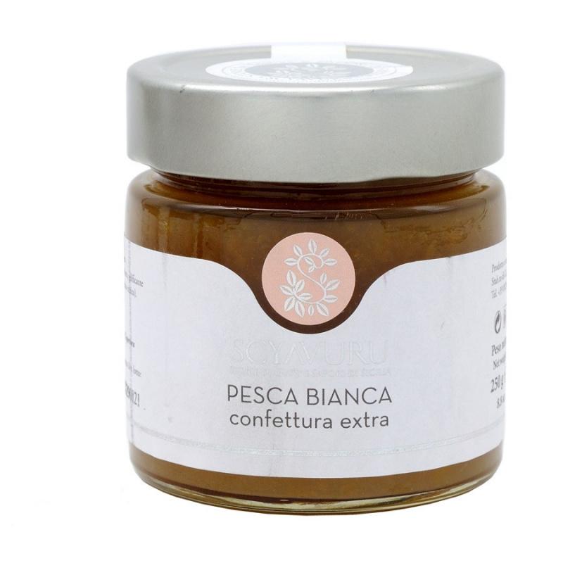 White Peach Extra Jam