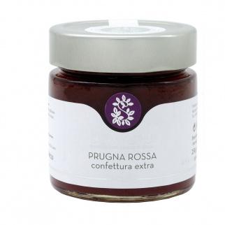 Confettura Extra di Prugne Rosse 250 gr