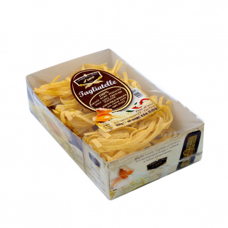Tagliatelle Egg Pasta 250 gr