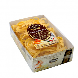 Tagliatelle Ricce Pâtes aux œufs 250 gr
