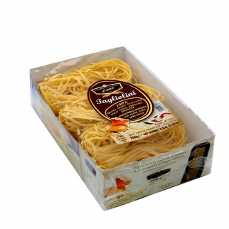 Tagliolini Pâtes aux œufs 250 gr