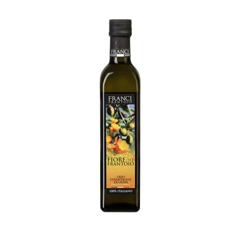 """Olio Extra Vergine di Oliva """"Fiore del Frantoio"""""""