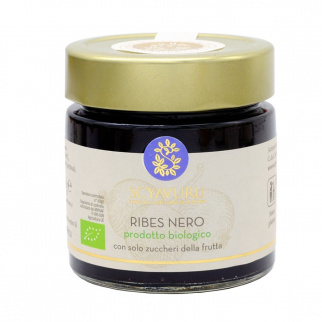 Preparazione di Ribes Nero Biologico 250 gr