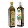 Selection of 2 PGI Extra Virgin Olive Oils - Tuscan and Sicilian