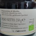 Organic Blueberry Preparation