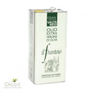 """Olio extra vergine di oliva """"Il Frantoio"""" Valtenesi HS 5 lt"""